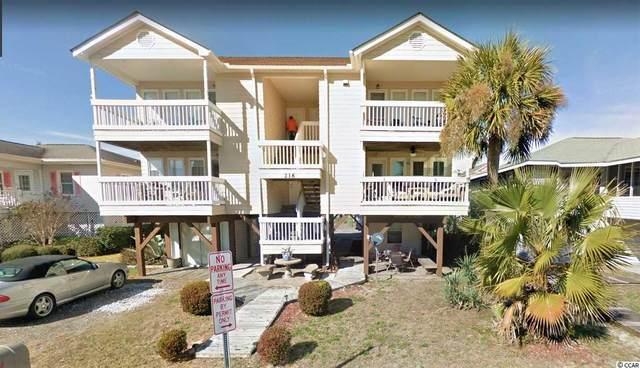 216 Ocean Blvd. S, Surfside Beach, SC 29575 (MLS #2010514) :: The Greg Sisson Team with RE/MAX First Choice