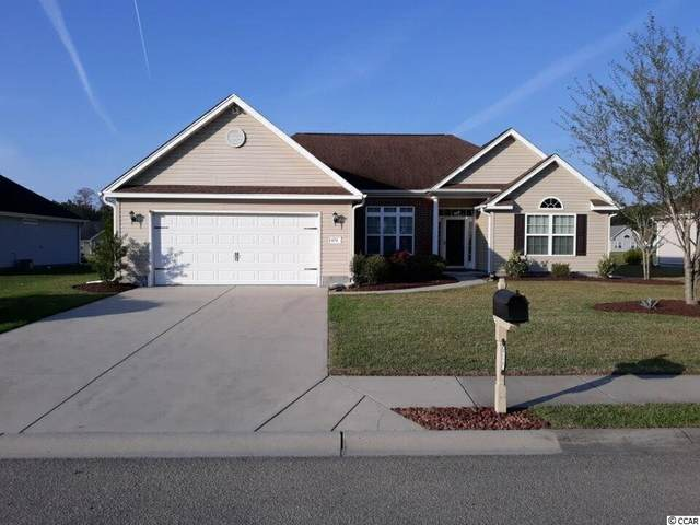424 Vintage Circle, Myrtle Beach, SC 29579 (MLS #2010522) :: The Litchfield Company