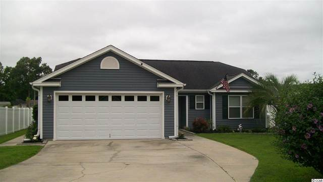 219 Kestrel Ct., Myrtle Beach, SC 29588 (MLS #2010531) :: Jerry Pinkas Real Estate Experts, Inc