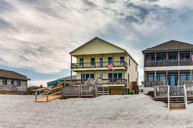 624 Springs Ave., Pawleys Island, SC 29585 (MLS #2010543) :: Sloan Realty Group