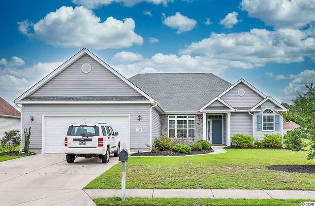 332 Vintage Circle, Myrtle Beach, SC 29579 (MLS #2010560) :: The Litchfield Company