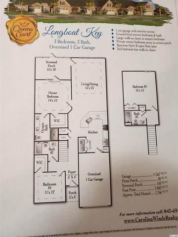 224 Je Edward Dr. #16, Myrtle Beach, SC 29588 (MLS #2010564) :: Right Find Homes