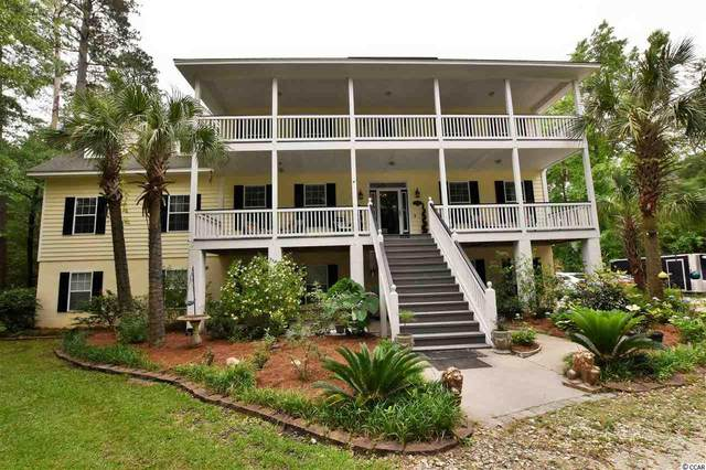 1176 Old Plantation Dr., Pawleys Island, SC 29585 (MLS #2010571) :: The Greg Sisson Team with RE/MAX First Choice