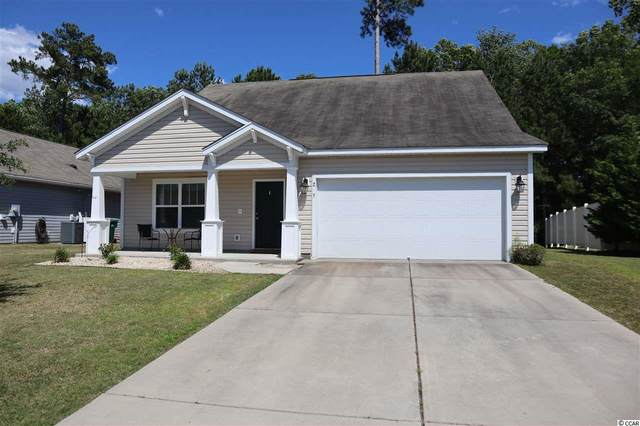 255 Sea Turtle Dr., Myrtle Beach, SC 29588 (MLS #2010585) :: The Litchfield Company