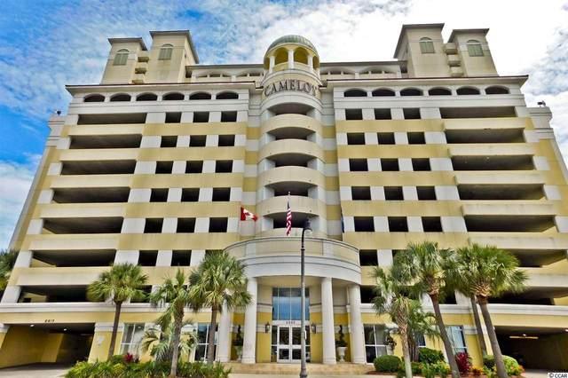 2000 N Ocean Blvd. #411, Myrtle Beach, SC 29577 (MLS #2010588) :: Jerry Pinkas Real Estate Experts, Inc