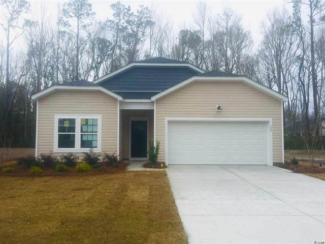 137 Clearwater Dr., Pawleys Island, SC 29585 (MLS #2010599) :: James W. Smith Real Estate Co.