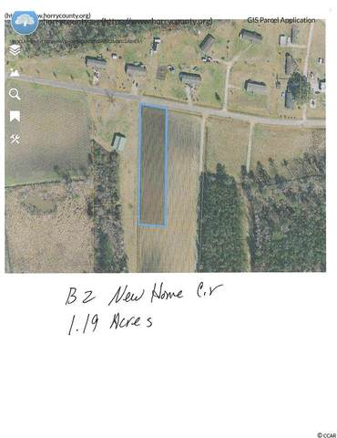 Lot B2 New Home Circle, Conway, SC 29526 (MLS #2010606) :: The Lachicotte Company