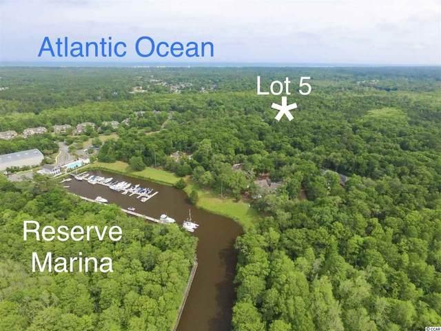155 Brickwell Ln., Pawleys Island, SC 29585 (MLS #2010608) :: James W. Smith Real Estate Co.