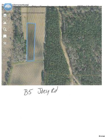 Lot B5 Joey Rd., Conway, SC 29526 (MLS #2010616) :: The Lachicotte Company