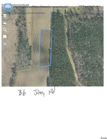 Lot B6 Joey Rd., Conway, SC 29526 (MLS #2010618) :: The Lachicotte Company