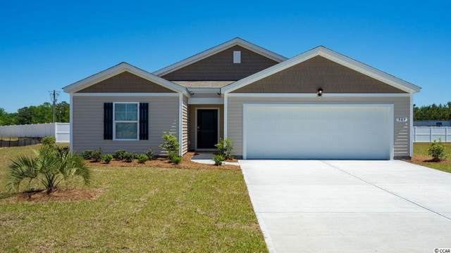124 Legends Village Loop, Myrtle Beach, SC 29579 (MLS #2010619) :: James W. Smith Real Estate Co.
