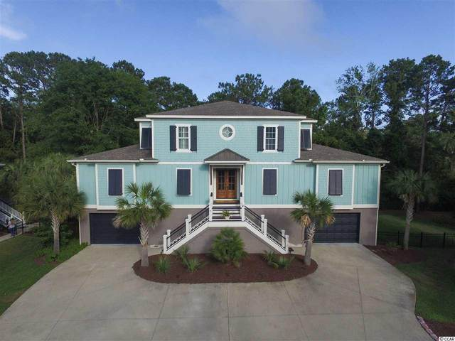 119 Cockle Shell Ct., Pawleys Island, SC 29585 (MLS #2010639) :: James W. Smith Real Estate Co.