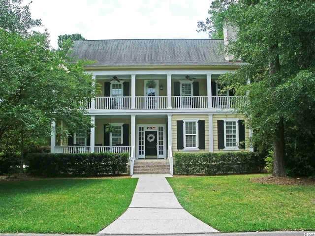 9 Winnowing Way, Pawleys Island, SC 29585 (MLS #2010652) :: James W. Smith Real Estate Co.