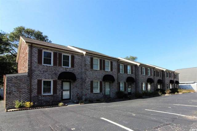 401 2nd Ave. N Unit G, North Myrtle Beach, SC 29582 (MLS #2010658) :: The Litchfield Company