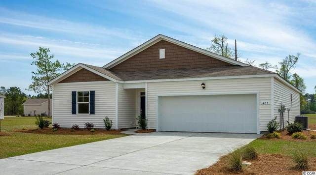 4440 Frogie Ln., Shallotte, NC 28470 (MLS #2010663) :: Garden City Realty, Inc.