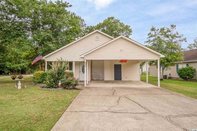 8076 Resin Rd., Murrells Inlet, SC 29576 (MLS #2010670) :: SC Beach Real Estate