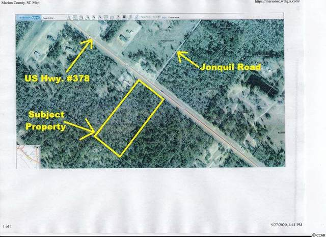 TBD SW Highway 378, gresham, SC 29546 (MLS #2010672) :: The Hoffman Group