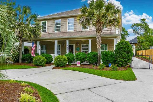 704 33rd Ave. S, North Myrtle Beach, SC 29582 (MLS #2010693) :: The Hoffman Group