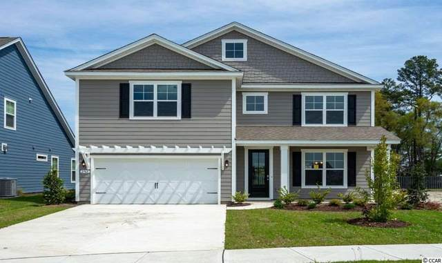 8022 Fort Hill Way, Myrtle Beach, SC 29579 (MLS #2010711) :: SC Beach Real Estate
