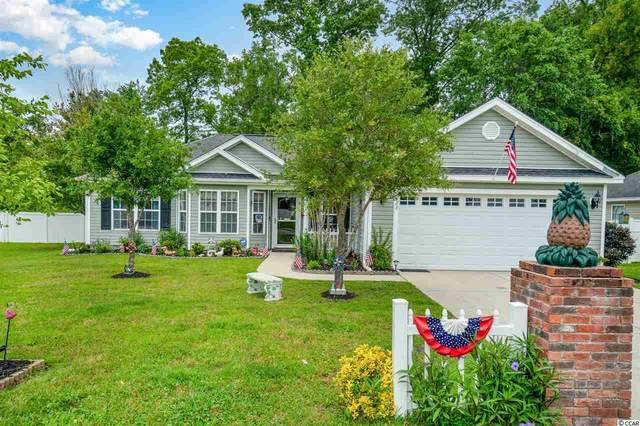 2823 Green Pond Circle, Conway, SC 29527 (MLS #2010714) :: The Hoffman Group