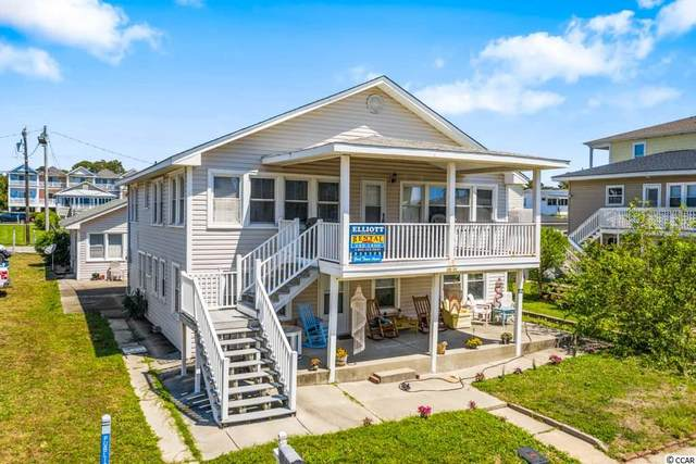 1512 Ocean Blvd. S, North Myrtle Beach, SC 29582 (MLS #2010718) :: The Hoffman Group