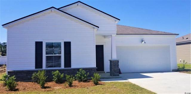 300 Hidden Cove Dr., Little River, SC 29566 (MLS #2010720) :: The Lachicotte Company