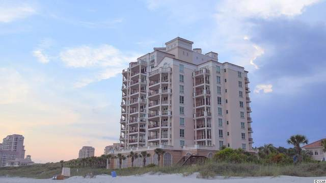 122 Vista Del Mar Ln. 2-803, Myrtle Beach, SC 29572 (MLS #2010745) :: The Greg Sisson Team with RE/MAX First Choice