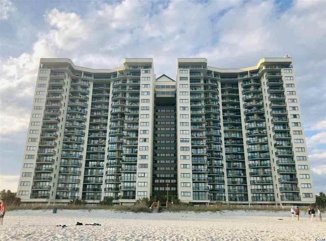 201 S Ocean Blvd. #503, North Myrtle Beach, SC 29582 (MLS #2010765) :: The Greg Sisson Team with RE/MAX First Choice