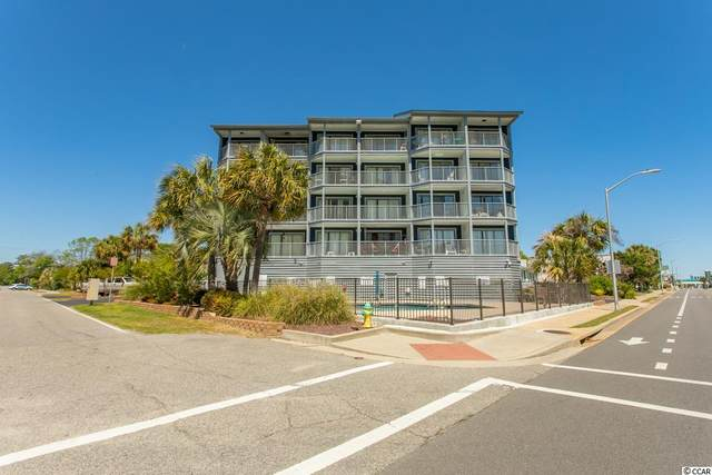 1906 S Ocean Blvd. 110-A, Myrtle Beach, SC 29577 (MLS #2010775) :: James W. Smith Real Estate Co.