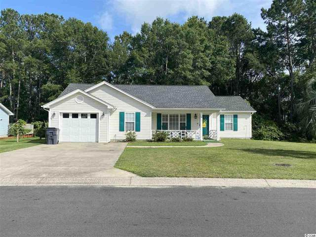 945 Castlewood Dr., Conway, SC 29526 (MLS #2010790) :: The Litchfield Company