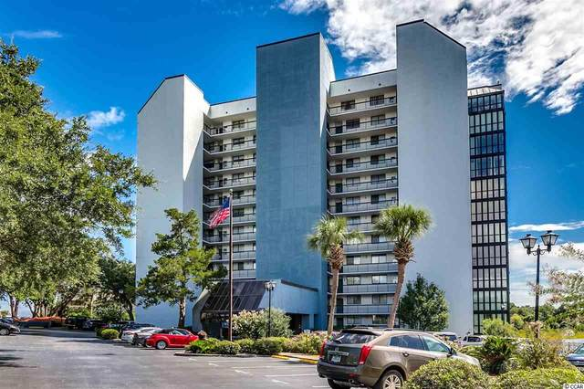 311 69th Ave. N #1202, Myrtle Beach, SC 29572 (MLS #2010795) :: The Litchfield Company