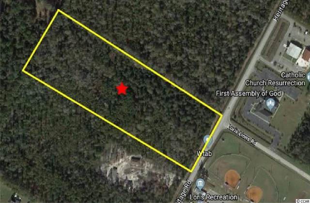 TBD Heritage Rd., Loris, SC 29569 (MLS #2010821) :: The Litchfield Company