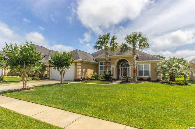 502 Quincy Hall Dr., Myrtle Beach, SC 29579 (MLS #2010833) :: Berkshire Hathaway HomeServices Myrtle Beach Real Estate
