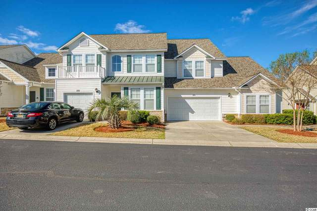 6095 Catalina Dr. #816, North Myrtle Beach, SC 29582 (MLS #2010852) :: The Litchfield Company