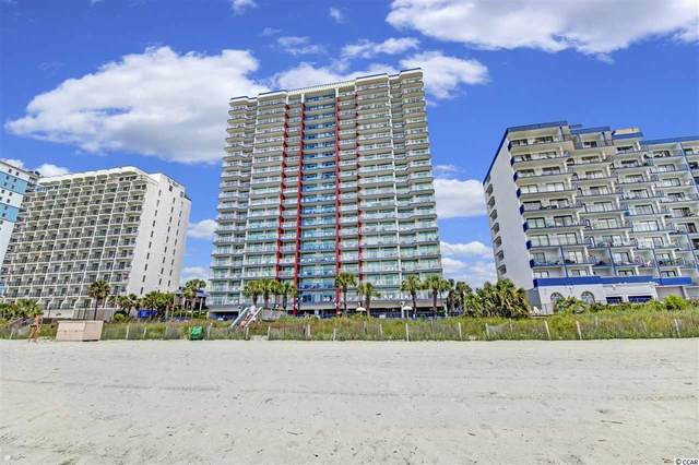 2007 Ocean Blvd. #705, Myrtle Beach, SC 29577 (MLS #2010860) :: Welcome Home Realty