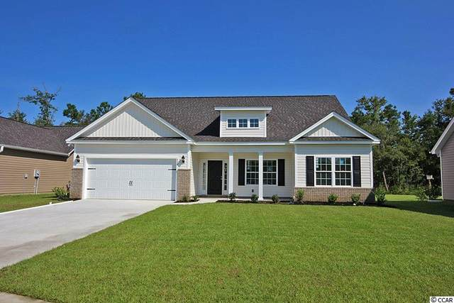 417 Grain Field Dr., Georgetown, SC 29440 (MLS #2010870) :: The Lachicotte Company