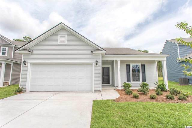 4909 Sandlewood Dr., Myrtle Beach, SC 29579 (MLS #2010878) :: Berkshire Hathaway HomeServices Myrtle Beach Real Estate