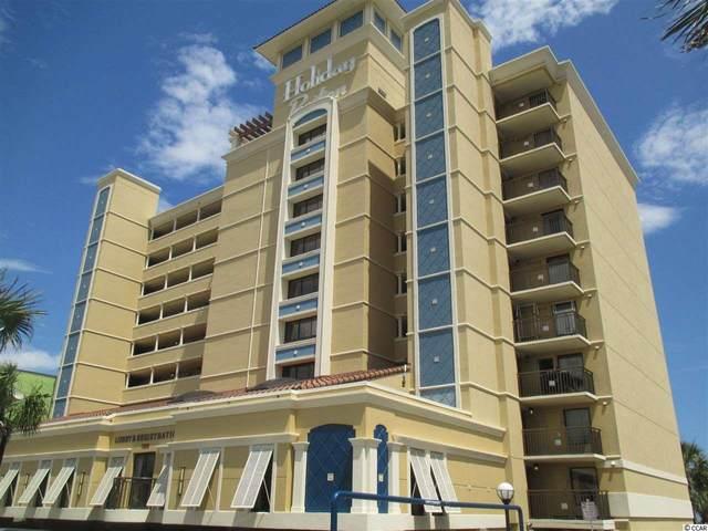 1200 N Ocean Blvd. N #203, Myrtle Beach, SC 29577 (MLS #2010883) :: The Litchfield Company
