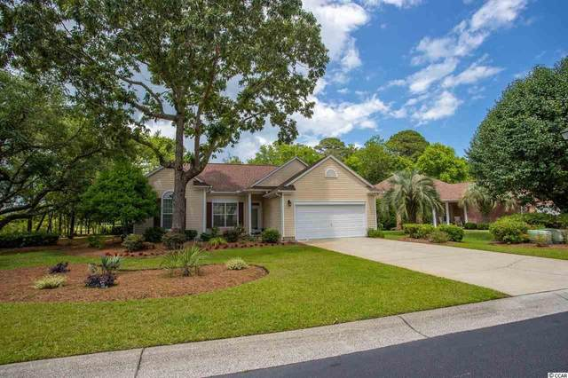127 Tradition Club Dr., Pawleys Island, SC 29585 (MLS #2010891) :: The Lachicotte Company