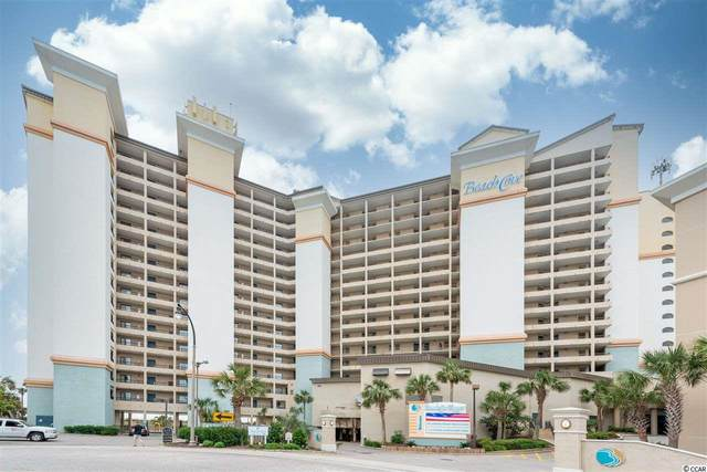 4800 S Ocean Blvd. #605, North Myrtle Beach, SC 29582 (MLS #2010922) :: Grand Strand Homes & Land Realty
