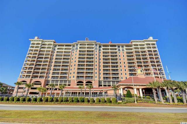 1819 N Ocean Blvd. #9007, North Myrtle Beach, SC 29582 (MLS #2010980) :: The Greg Sisson Team with RE/MAX First Choice