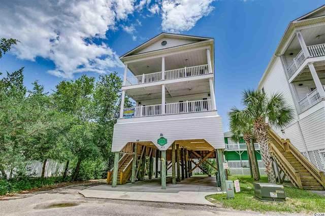 4715 Harmony Ln., North Myrtle Beach, SC 29582 (MLS #2011021) :: Hawkeye Realty