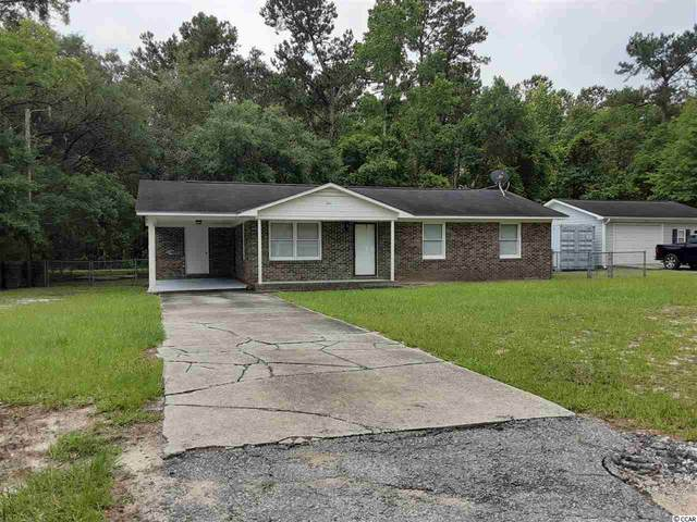 803 Spruce St., Georgetown, SC 29440 (MLS #2011028) :: The Litchfield Company