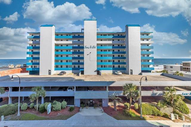 1709 S Ocean Blvd. #705, North Myrtle Beach, SC 29582 (MLS #2011048) :: Hawkeye Realty