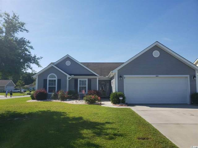 601 Reflection Dr., Little River, SC 29566 (MLS #2011080) :: Welcome Home Realty