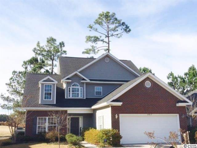 2817 Sanctuary Blvd., Conway, SC 29526 (MLS #2011097) :: Hawkeye Realty