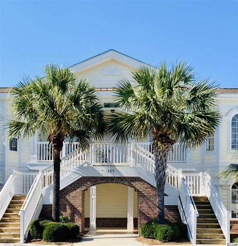 123 Avian Dr. #102, Pawleys Island, SC 29585 (MLS #2011127) :: The Greg Sisson Team with RE/MAX First Choice