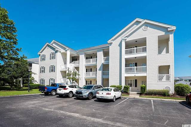 901 West Port Dr. #1710, North Myrtle Beach, SC 29582 (MLS #2011129) :: Coastal Tides Realty