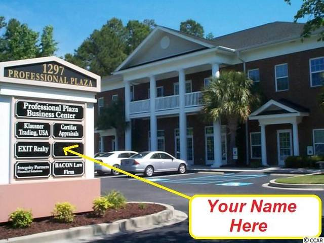 1297 Professional Dr., Myrtle Beach, SC 29577 (MLS #2011131) :: The Litchfield Company