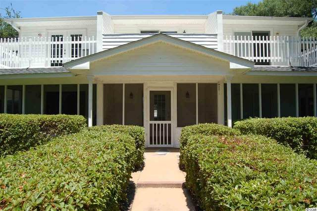 510 Juniper Dr. C, Surfside Beach, SC 29575 (MLS #2011190) :: Duncan Group Properties